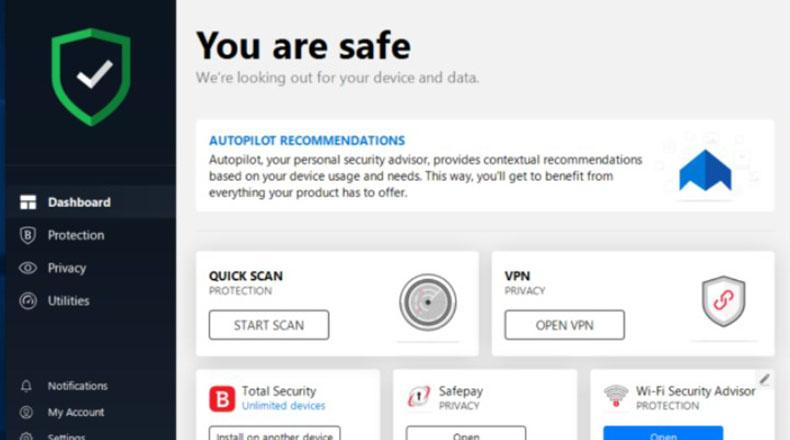 Download Antivirus Bitdefender 2019